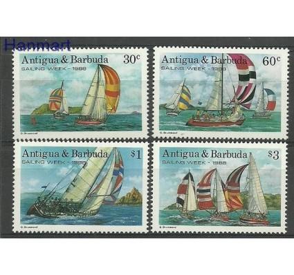 Znaczek Antigua i Barbuda 1988 Mi 1106-1109 Czyste **