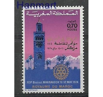 Znaczek Maroko 1974 Mi 766 Czyste **