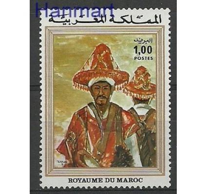 Znaczek Maroko 1975 Mi 801 Czyste **