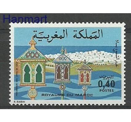 Znaczek Maroko 1977 Mi 863 Czyste **