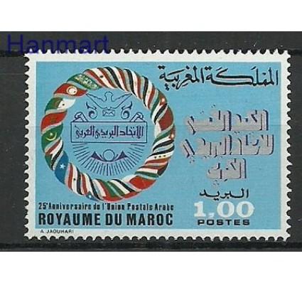 Znaczek Maroko 1977 Mi 866 Czyste **