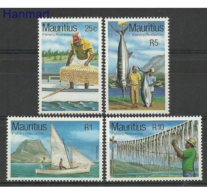 Znaczek Mauritius 1983 Mi 566-569 Czyste **