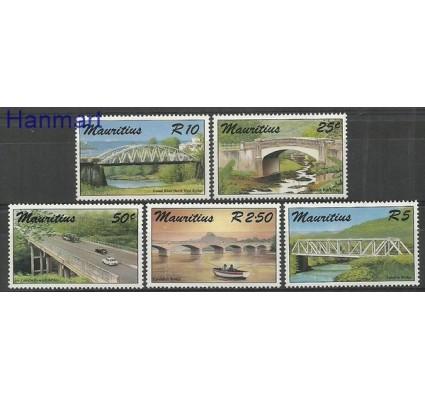 Znaczek Mauritius 1987 Mi 638-642 Czyste **