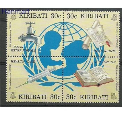 Znaczek Kiribati 1996 Mi 732-735 Czyste **