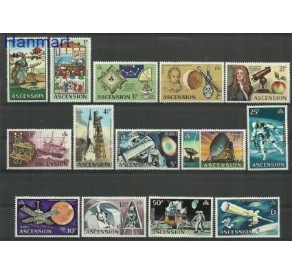Znaczek Wyspa Wniebowstąpienia 1971 Mi 138-151 Czyste **