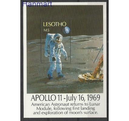 Znaczek Lesotho 1989 Mi bl 67 Czyste **