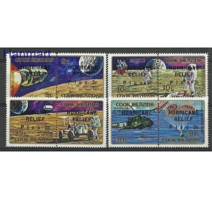 Znaczek Wyspy Cooka 1972 Mi 314-321 Czyste **