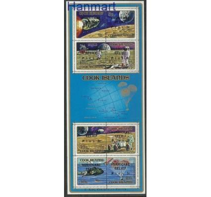 Znaczek Wyspy Cooka 1972 Mi bl 14 Czyste **