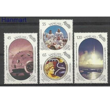 Znaczek Vanuatu 1989 Mi 821-824 Czyste **