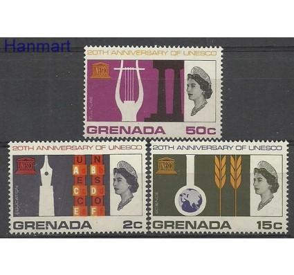 Znaczek Grenada 1966 Mi 221-223 Czyste **