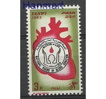 Znaczek Egipt 1983 Mi 1438 Czyste **