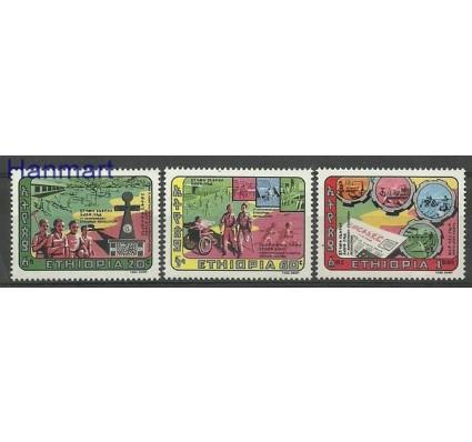 Znaczek Etiopia 1981 Mi 1102-1104 Czyste **