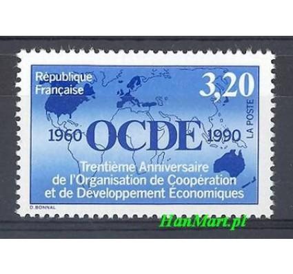 Znaczek Francja 1990 Mi 2812 Czyste **