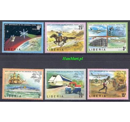 Znaczek Liberia 1974 Mi 907-912 Czyste **