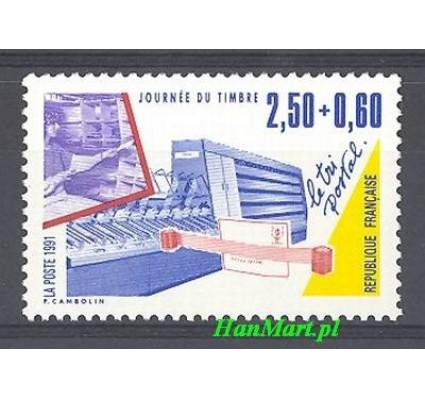 Znaczek Francja 1991 Mi 2826a Czyste **