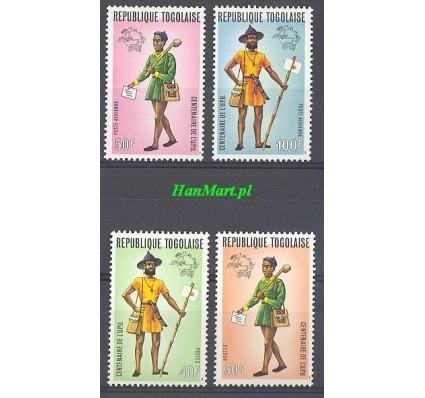 Znaczek Togo 1974 Mi 1035-1038 Czyste **