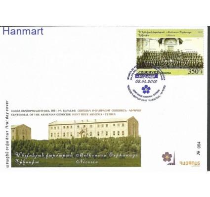 Znaczek Armenia 2015 Mi 932 FDC
