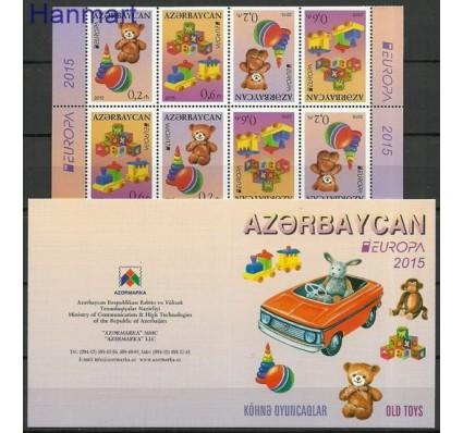Znaczek Azerbejdżan 2015 Czyste **