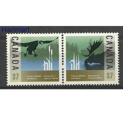 Znaczek Kanada 1988 Mi 1084-1085 Czyste **