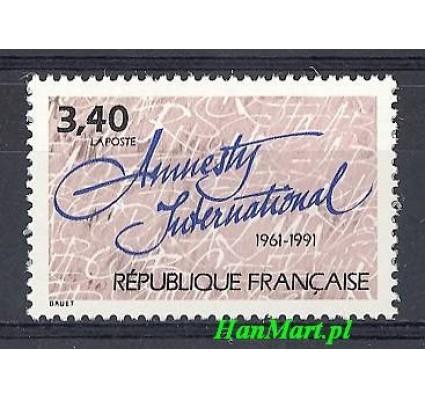 Znaczek Francja 1991 Mi 2863 Czyste **