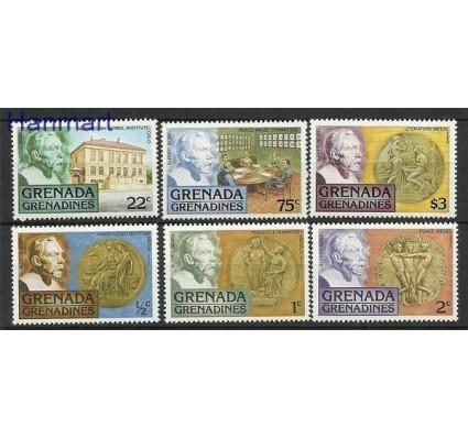 Znaczek Grenada i Grenadyny 1978 Mi 260-265 Czyste **