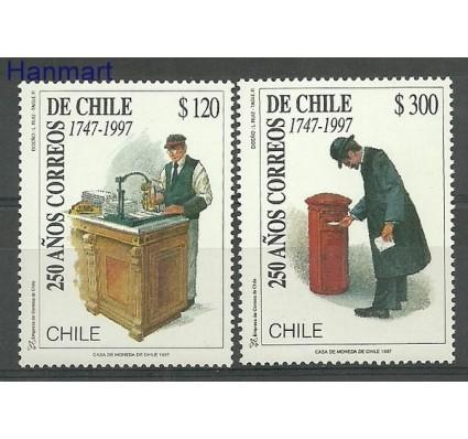 Znaczek Chile 1997 Mi 1838-1839 Czyste **