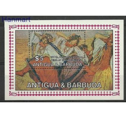 Znaczek Antigua i Barbuda 1984 Mi bl 84 Czyste **