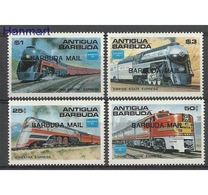 Znaczek Barbuda 1986 Mi 888-891 Czyste **