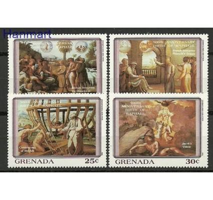 Znaczek Grenada 1983 Mi 1202-1205 Czyste **