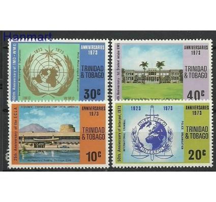 Znaczek Trynidad i Tobago 1973 Mi 314-317 Czyste **