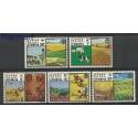 Etiopia 1981 Mi 1105-1109 Czyste **