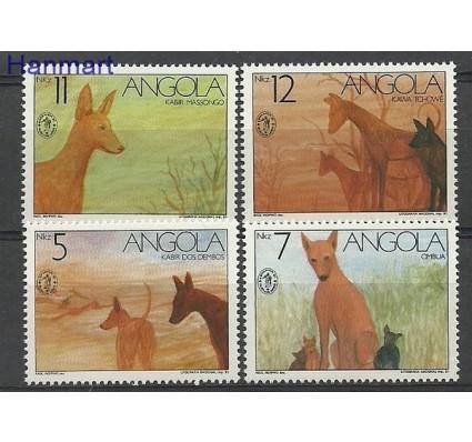 Znaczek Angola 1991 Mi 855-858 Czyste **