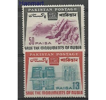 Znaczek Pakistan 1964 Mi 206-207 Czyste **