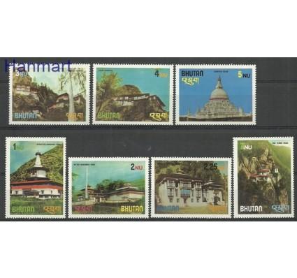Znaczek Bhutan 1981 Mi 749-755 Czyste **
