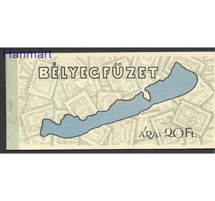 Znaczek Węgry 1968 Mi mh 1 Czyste **