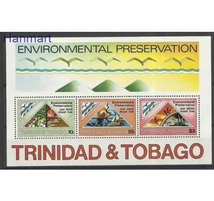 Znaczek Trynidad i Tobago 1981 Mi bl 33 Czyste **