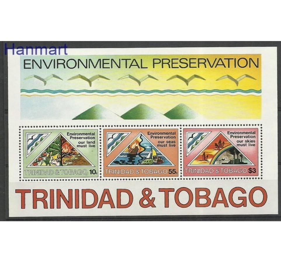 Trynidad i Tobago 1981 Mi bl 33 Czyste **