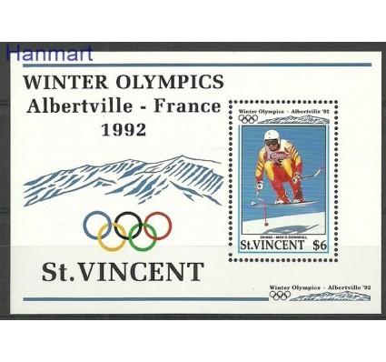 Znaczek St. Vincent 1992 Mi bl 202 Czyste **