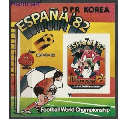 Znaczek Korea Północna 1981 Mi bl 93B Czyste **