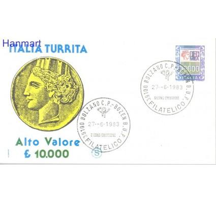 Znaczek Włochy 1983 Mi 1849 FDC