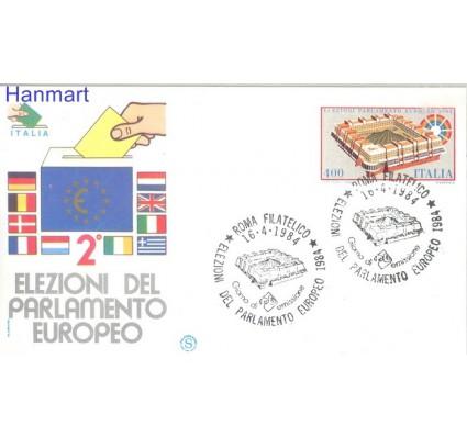 Znaczek Włochy 1984 Mi 1878 FDC