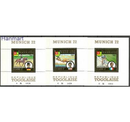 Znaczek Togo 1973 Mi 71-72 Czyste **