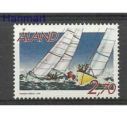 Znaczek Wyspy Alandzkie 1999 Mi 158 Czyste **