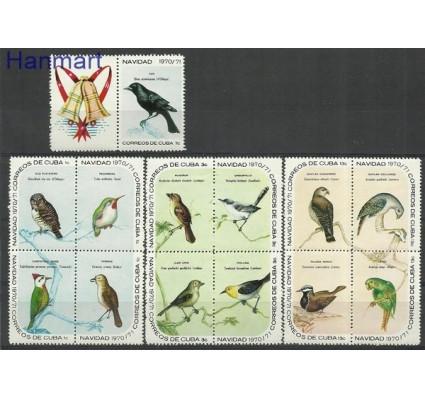 Znaczek Kuba 1970 Mi 1644-1658 Czyste **