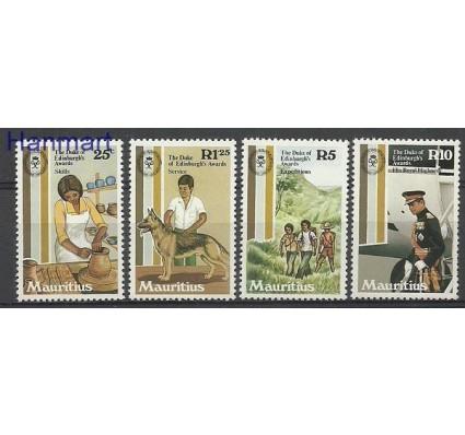 Znaczek Mauritius 1981 Mi 529-532 Czyste **