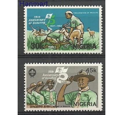 Znaczek Nigeria 1982 Mi 391-392 Czyste **