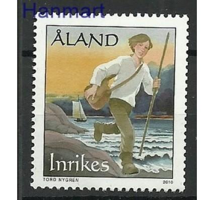 Znaczek Wyspy Alandzkie 2010 Mi 331 Czyste **