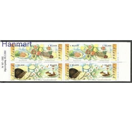 Znaczek Wyspy Alandzkie 2002 Mi mh 10 Czyste **