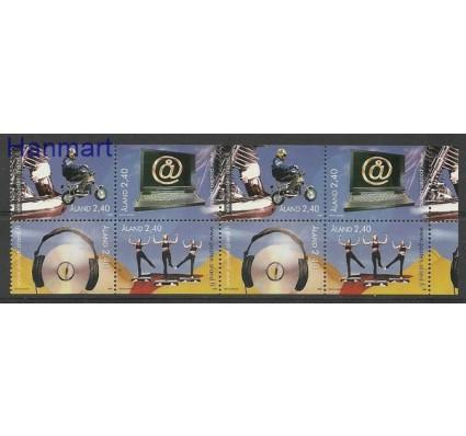 Znaczek Wyspy Alandzkie 1998 Mi h-blatt 6 Czyste **