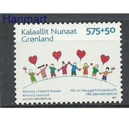 Znaczek Grenlandia 2007 Mi 479 Czyste **
